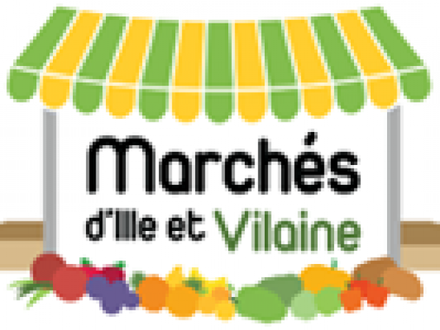 Marché de Bazouges-la-Pérouse