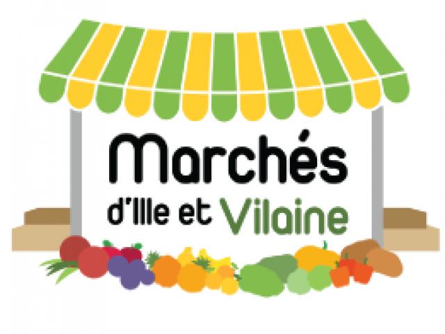 Marché de Laillé